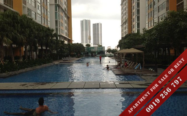 The Vista apartment for rent 2 bedrooms, fully furnished