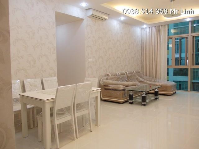 Cho thuê căn hộ The Vista 3PN 1100$