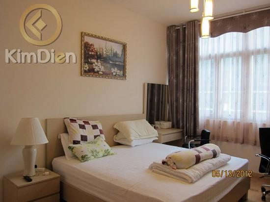 Cho thuê The Vista 3 phòng ngủ