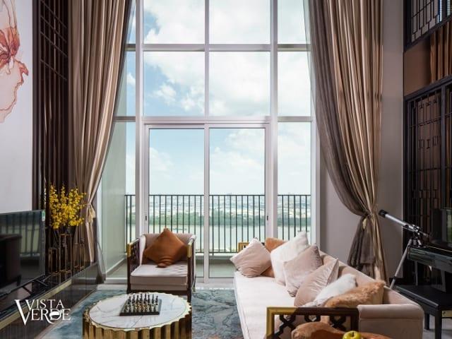 penthouse vista verde